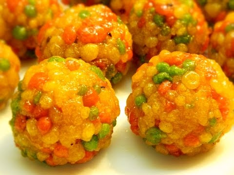 Boondi Ladoo /Motiya Ladoo /Tiranga Ladoo recipe, special marwadi ladoo, motichoor ladu