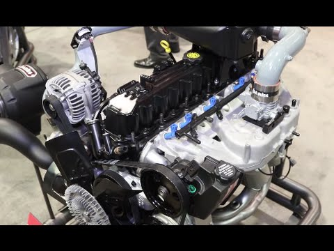 SEMA 2015: 4.0L Jeep Owners Get More Power and Torque from the Banks Turbo Kit