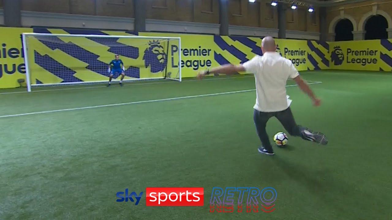 Penalty masterclass with Alan Shearer & Matt Ritchie