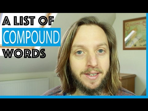List of Compound Words