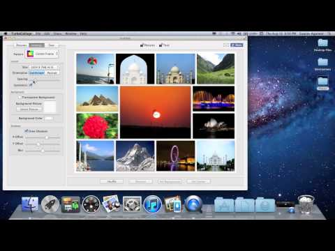 TurboCollage for Mac