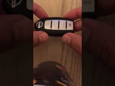 How to replace a battery on your Nissan key fob