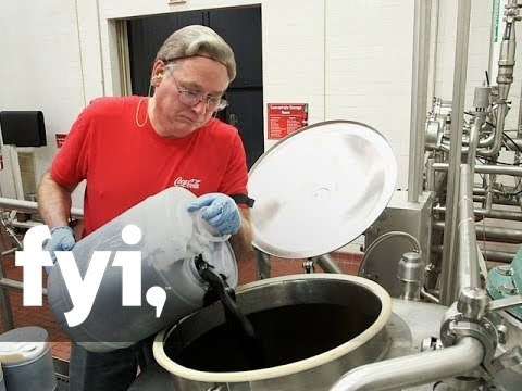 Food Factory USA: Coca-Cola's Super-Secret Syrup | FYI