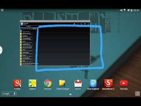 All Apps in Multi Window and S-Pen Window