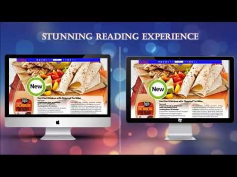 Flip HTML5 - Create Interactive Flipping Digital Publication