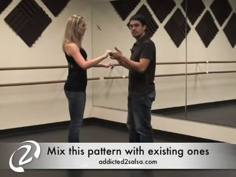 Learn to dance salsa dancing : Beginner Dance Steps
