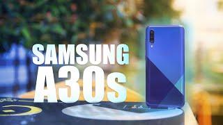 Samsung Galaxy A30s Bangla Review | ATC