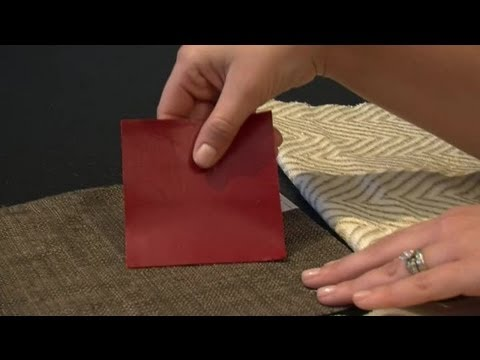 What Color Curtains Go With a Red Leather Sofa? : Colors With Interior Design