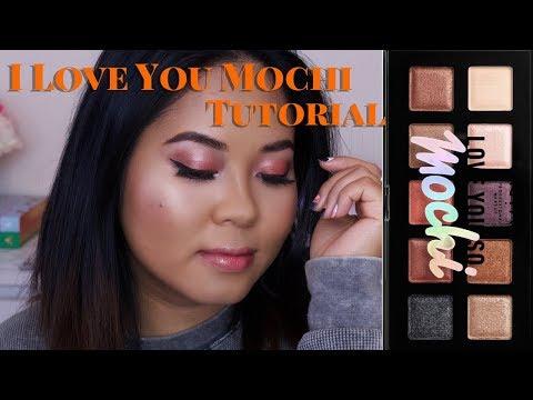 NYX I Love You So Mochi Makeup Tutorial