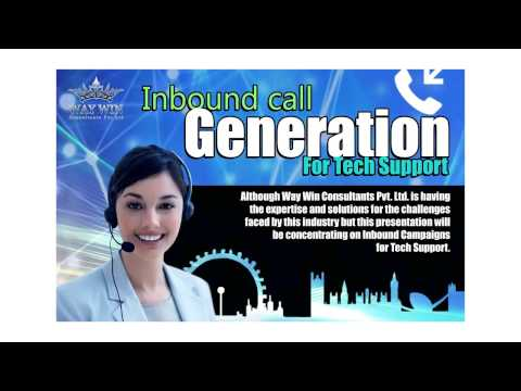 Get Inbound Campaigns for Tech Support--For USA, Canada, Australia, Uk