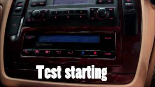 VW Passat 3BG (B5 5) - Climatronic hidden diagnostic menu