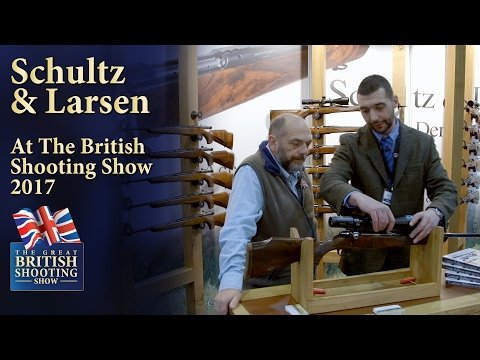 Schultz & Larsen at The British Shooting Show 2017