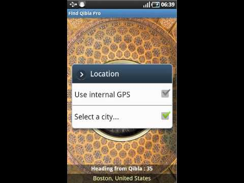 Find Qibla Pro ( for Android)