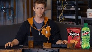 DIY Couch Gaming Platform