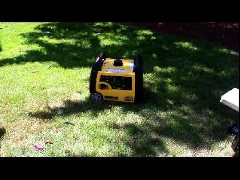 Champion 3100 watt inverter generator repair.
