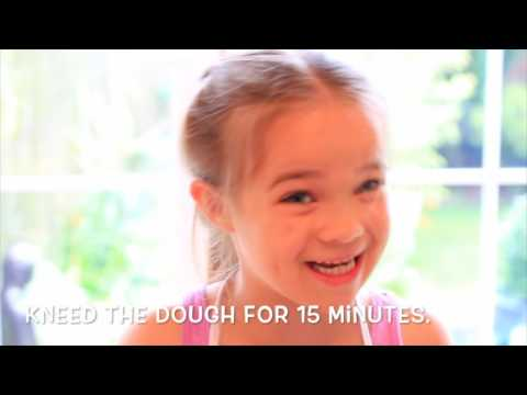 HOW TO MAKE PIZZA   HAYLEY'S KITCHEN