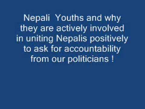 Why are Nepali Youths demanding accountability from politicians