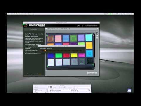 ColorChecker Passport - Photoshop