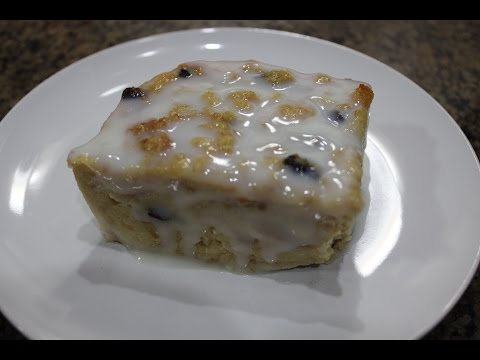 Puerto Rican Bread Pudding with Rum sauce