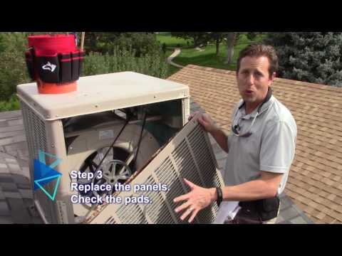 Winterize Your Evaporative Cooler Now Before It's Too Late - 1 of 2