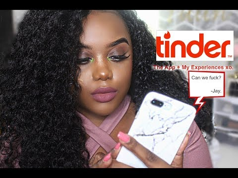 Plus Size Dating on Tinder | The App + My Experiences! #FATGALPLAYBOOK