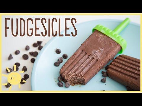 EAT   Homemade Fudgesicles