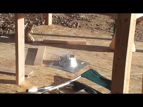 Building a Smokehouse 6