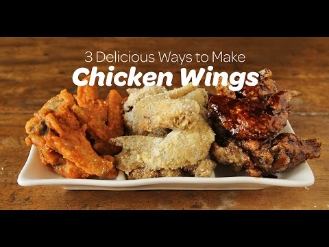 3 Delicious Ways to Make Chicken Wings   Yummy Ph