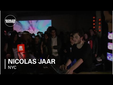 Nicolas Jaar Boiler Room NYC DJ Set at Clown & Sunset Takeover