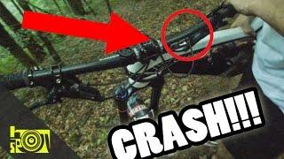 YT Capra KAPUTT!!!? Enduro Crash