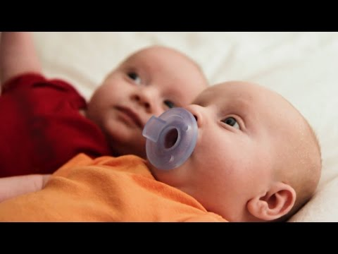 Twins conceived, born after mom's robotic surgery