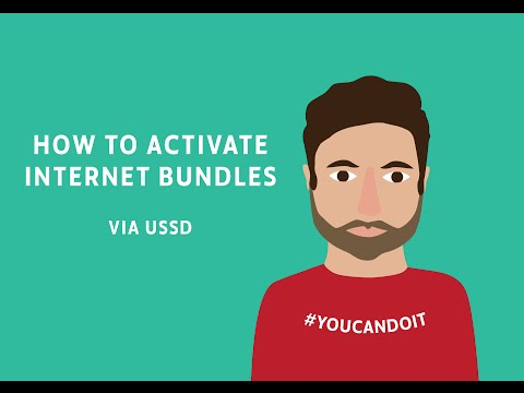 How to activate Virgin Mobile Internet bundles via USSD