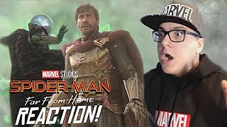 Download Spider-Man: Far From Home - TRAILER REACTION! Video