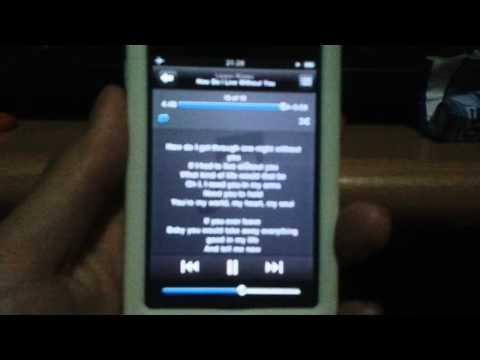 iPhone IOS 4.2.1