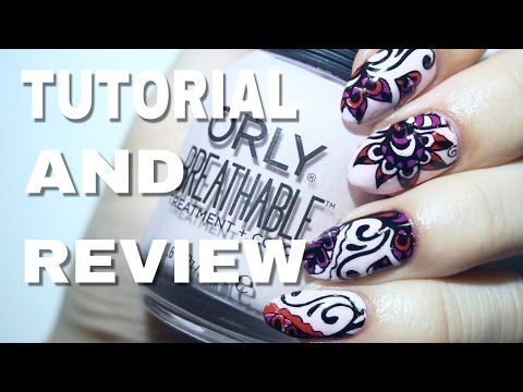 Reversed Stamping | Orly Breathable mini Review