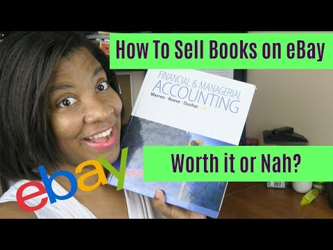 How To Sell Books On eBay For Biggest Profits | Worth It or Nah? | Best Way To Make Money Online