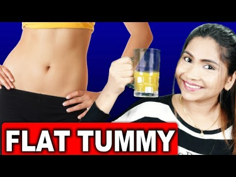 Drink This To Lose Belly Fat In 1 Week Without Diet And Exercise and Get Flat Tummy/ RABIA SKIN CARE