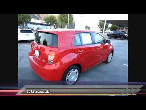 2013 Scion xD Live  La Crescenta CA PW912