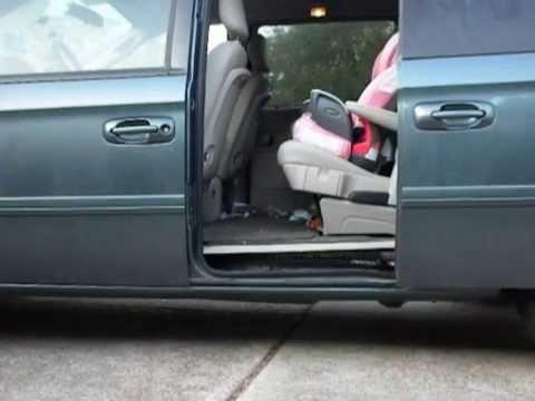 How to Fix Dodge Grand Caravan Automatic Sliding Door Problem