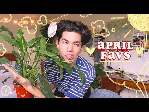 🍒 april favs 🍒 (music, clothes, life)
