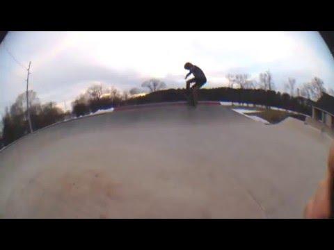 Eau Claire skate park