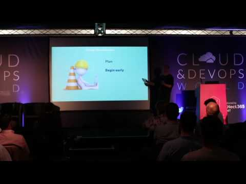 19.1 - Trainline, A DevOps Journey - Chris Turvil