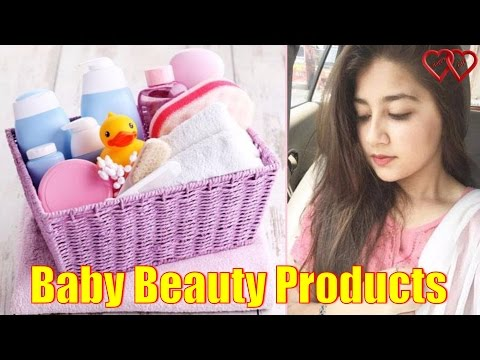 7 Baby Products That Have Amazing Beauty Benefits
