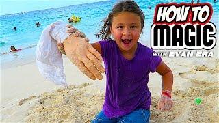 10 Magic Beach Pranks for Summer