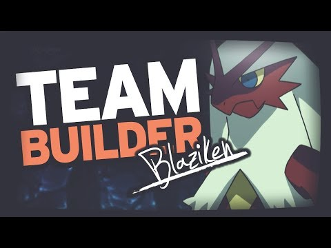 Pokemon Team Building | Omega Ruby & Alpha Sapphire | Torchic, Combusken & Blaziken