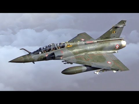 French Air Force Mirage 2000N