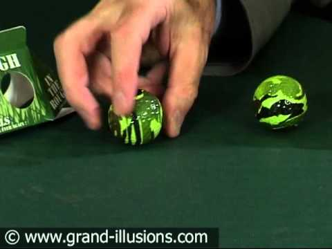 Camouflage Golf Balls