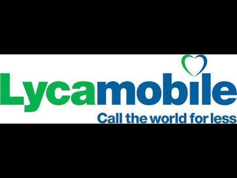 Lycamobile USA Sim Card and Plan
