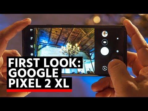 Hands-on: Google Pixel 2 XL