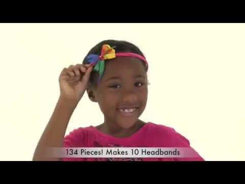 ALEX Toys Wrap & Layer Headbands 724N